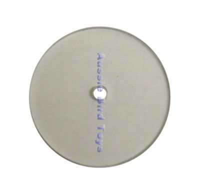 BP 353 2 1/2 POLY CARBONATE DISKS