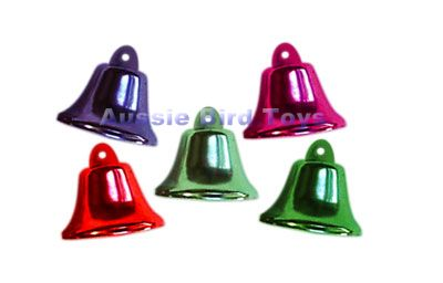 RM LB32C 32MM VACUUM COATED BELLS (24)