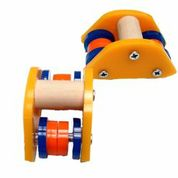 FM 517 ROLLER SKATES SMALL (LOW PROFILE)
