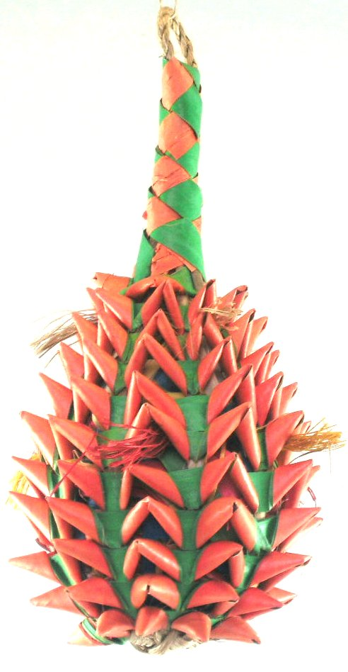 PL 03366 PINEAPPLE FORAGING TOY LGE