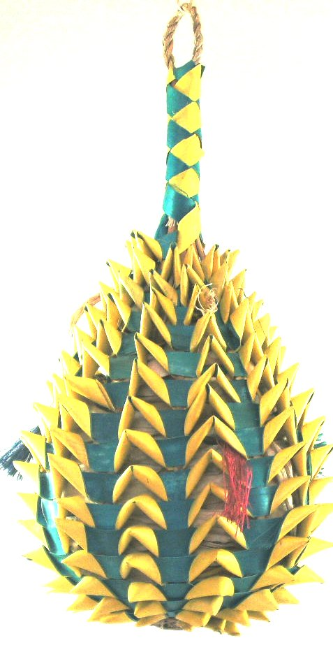 PL 03367 PINEAPPLE FORAGING TOY XLGE