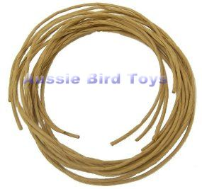 RM BPR1/8 5 5FT LENGTHS OF 1/8 BIRD SAFE ROPE